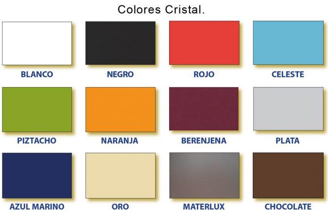 Colores Detalle y Encimera de Cristal de Muebles de Baño