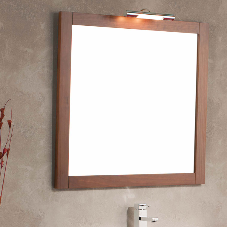 Espejo de ba o beas 80 espejos de ba o beas - Espejos redondos para banos ...