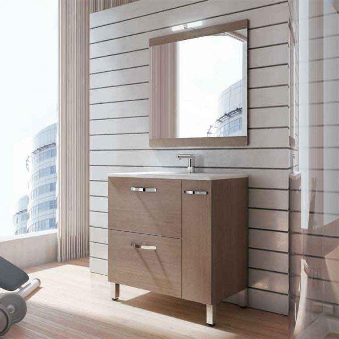 Mueble de Baño Aroa 80 cm.