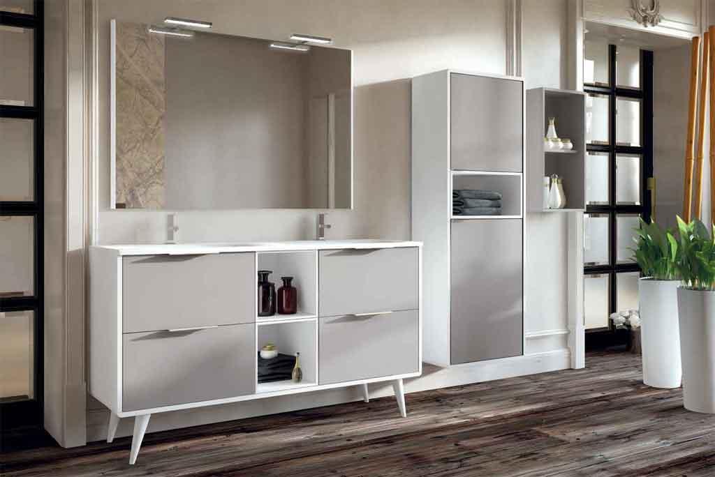 muebles para baños vintage - Muebles Bano Lucena