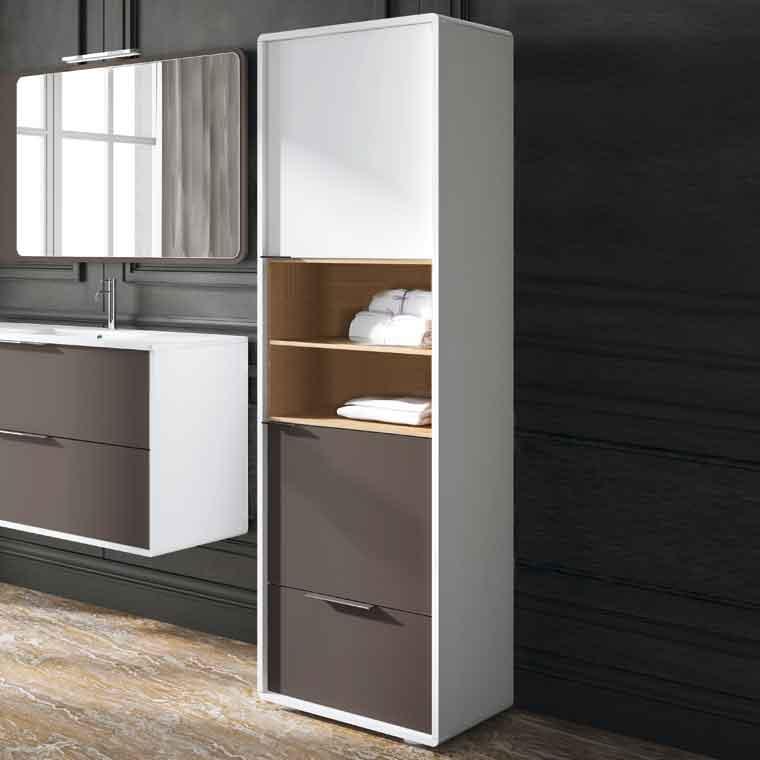Muebles para ba os vintage - Muebles auxiliares merkamueble ...