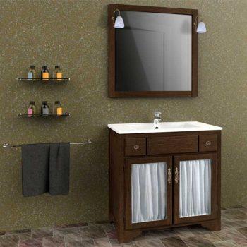 Mueble de Baño María 80 cm.