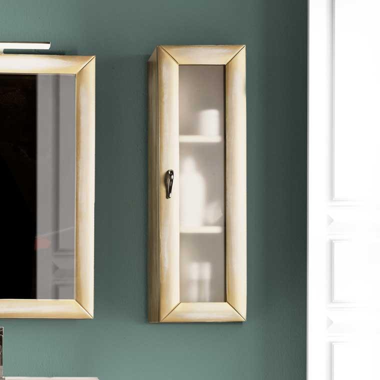 Mueble auxiliar ba o colgar alessia armario de la serie - Muebles auxiliares bano ...