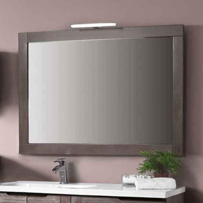 Espejo de Baño Adriana 120 cm.