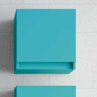Mueble Auxiliar Baño de Colgar Dado Aras