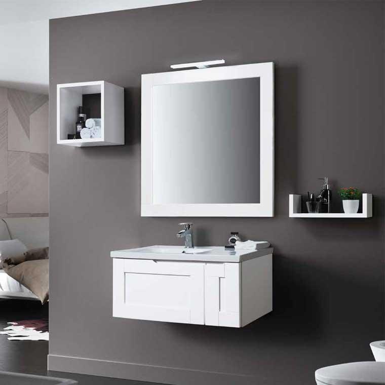 Muebles de Baño Modernos - Venta Online - MUDEBA.