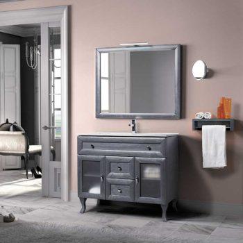 Mueble de Baño Alessia 100 cm.