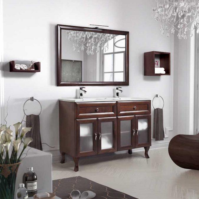 Mueble de Baño Alessia 120 cm.