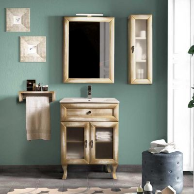 Mueble de Baño Alessia 60 cm.