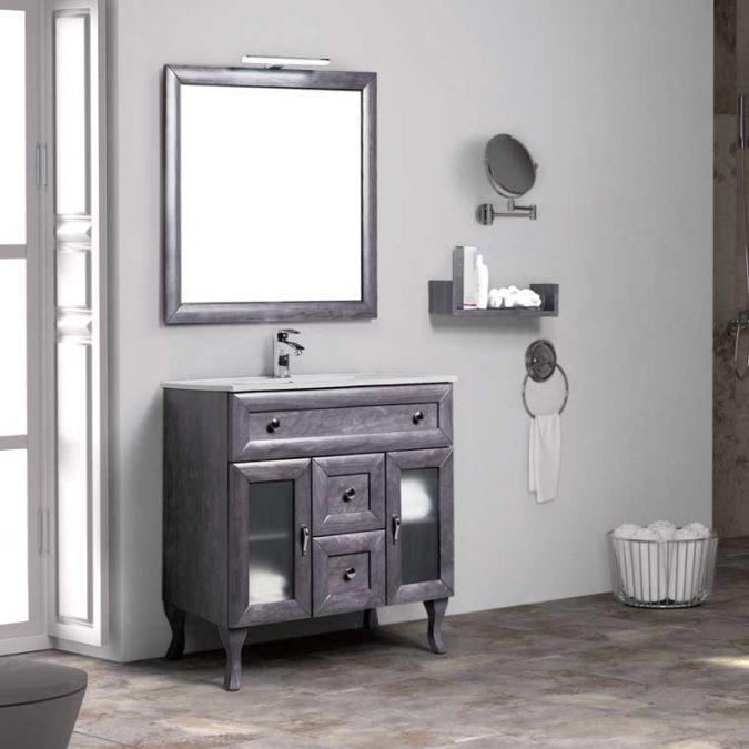 Mueble de Baño Alessia 80 cm.