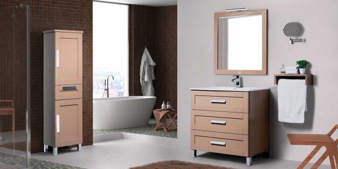 Ambiente Mueble de Baño Amaya de 80 cm.