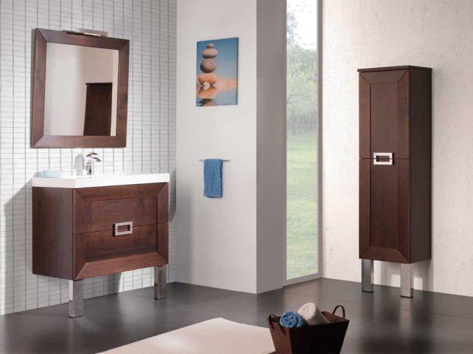 Ambiente Mueble de Baño Carla de 80 cm.