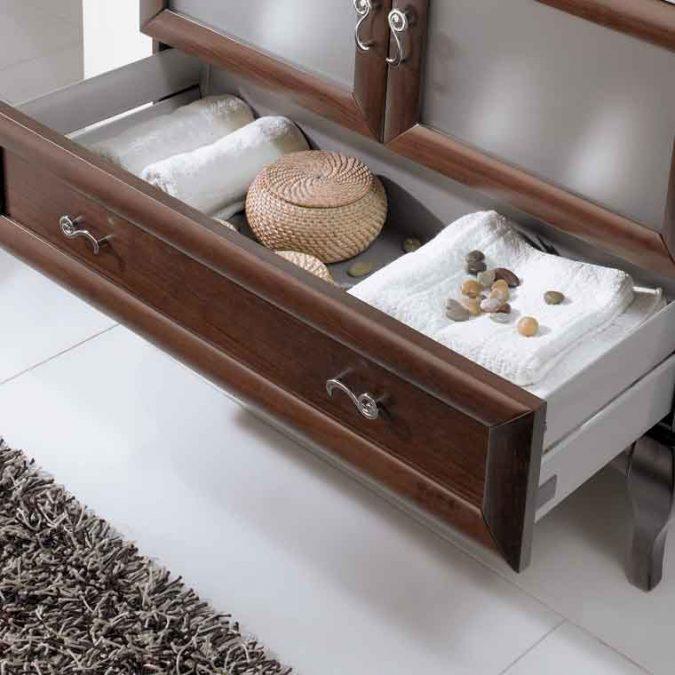 Detalles Mueble de Baño Estefanía 100 cm.