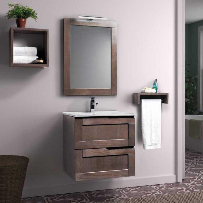 Mueble de Baño Nuevo Alba 60 cm.