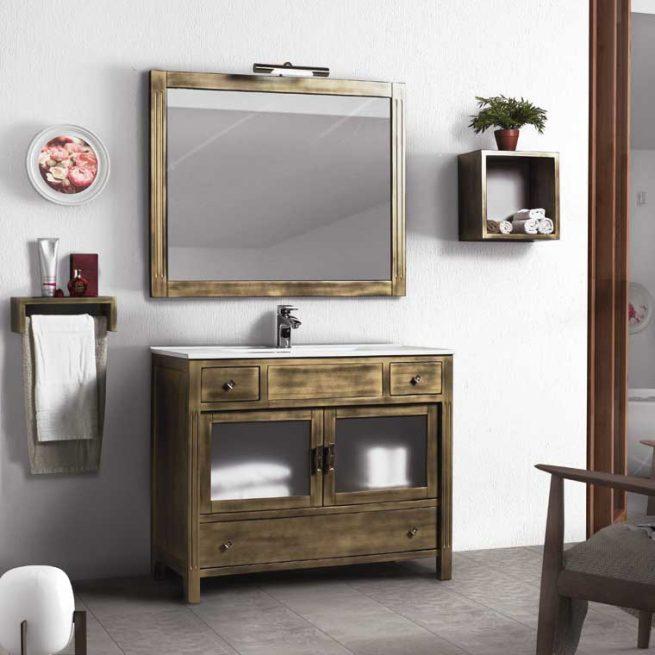 Mueble de Baño Sofía 100 cm.