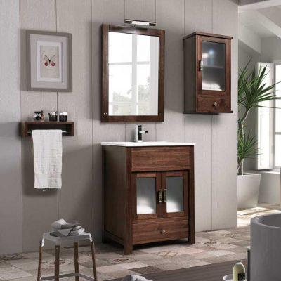 Muebles de ba o r sticos venta online mudeba - Mueble de bano rustico ...