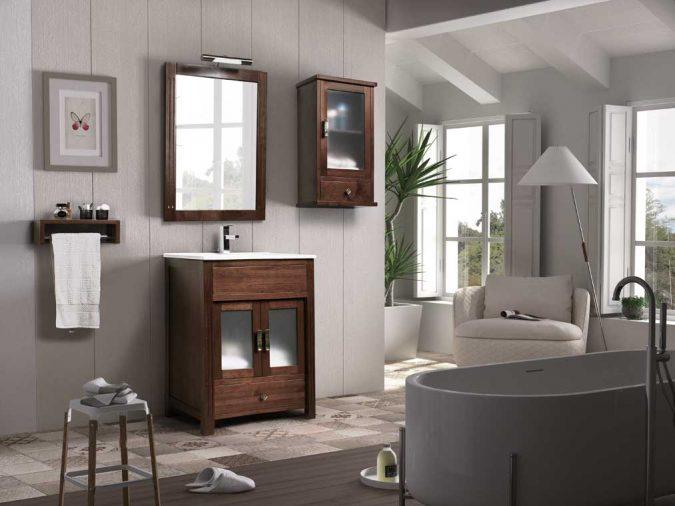 Ambiente Mueble de Baño Sofía 60 cm.