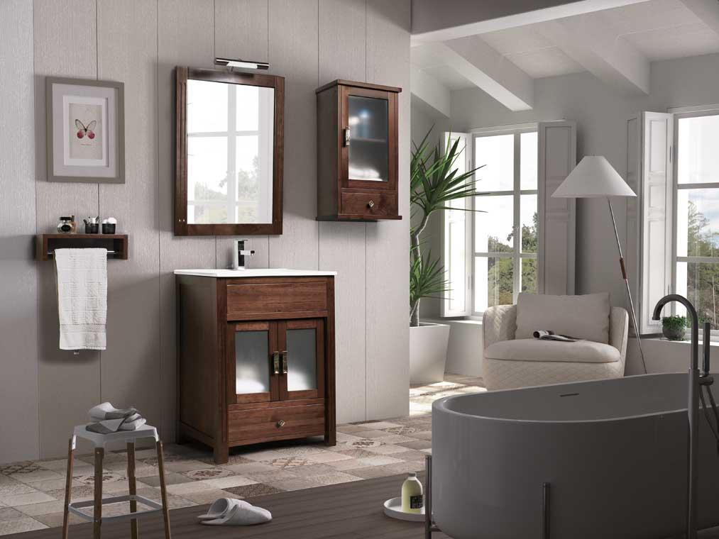 Mueble de Baño Sofía 60 cm. Mueble de la serie de Baño Sofía
