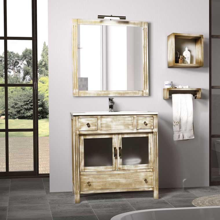 Mueble de Baño Sofía 80 cm. Mueble de la serie de Baño Sofía
