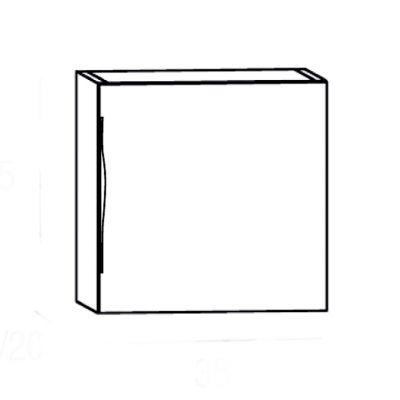Mueble Auxiliar Baño Colgar Dado Noa