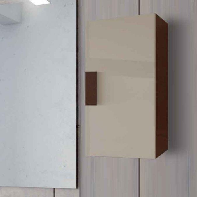 Mueble Auxiliar Baño Colgar Kuve