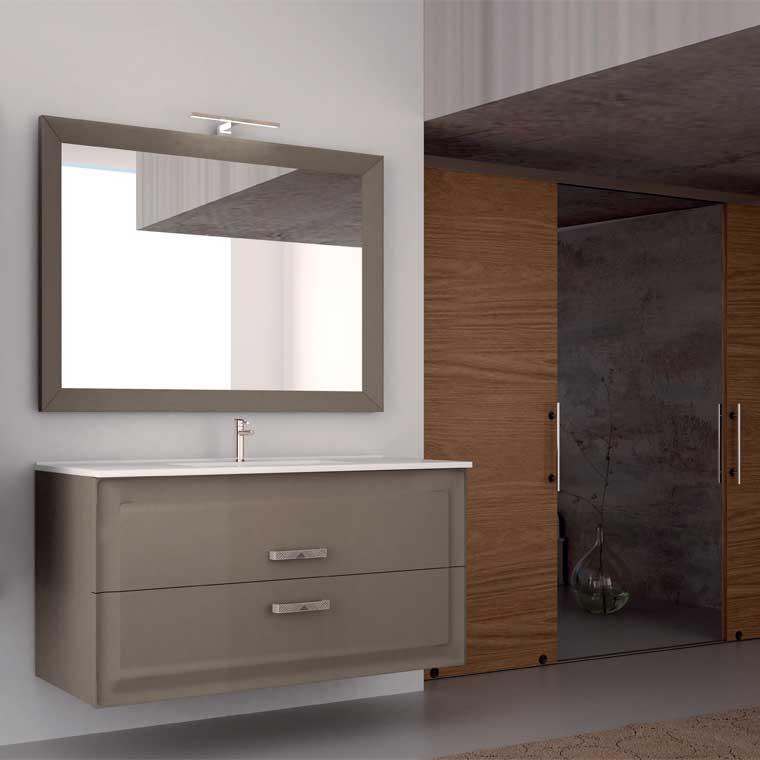 Mueble de ba o alda 80 cm mueble de la serie de ba o alda Muebles de bano 150 cm