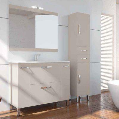 Mueble de Baño Aroa 100 cm.