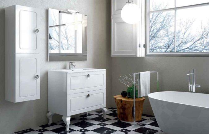Ambiente Muebles de Baño Dalma