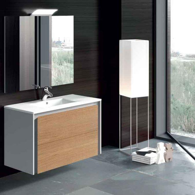 Mueble de Baño Tanit Espejo Recto