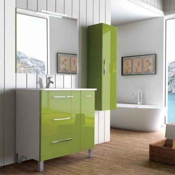 Mueble de Baño Tecia 3C 1P