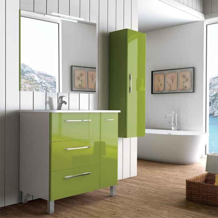 Muebles de Baño Tecia Suelo