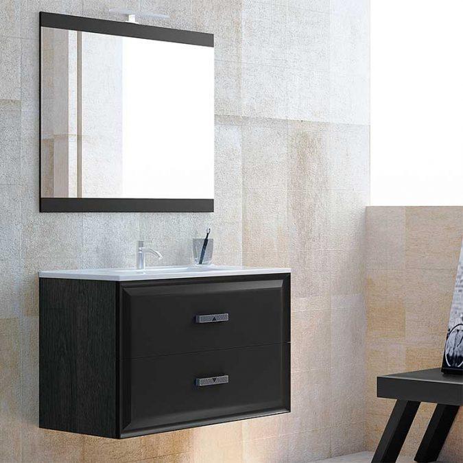 Mueble de Baño Alda con espejo Cue