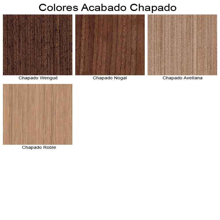 Colores Muebles de Baño