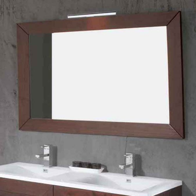 Espejo de Baño Carla 120 cm.