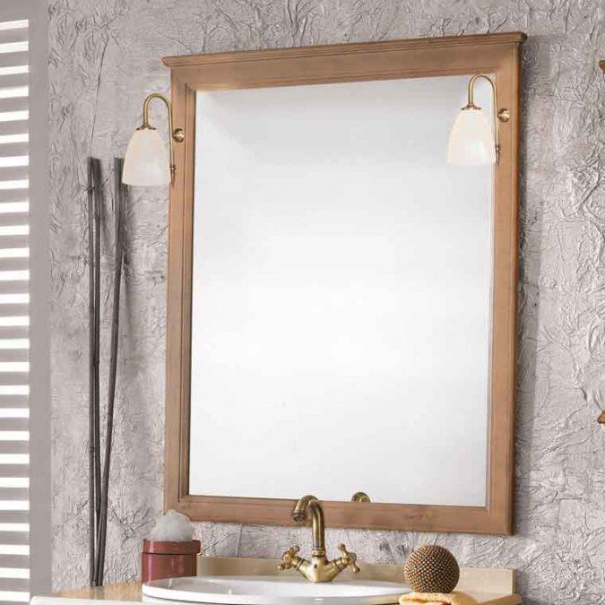 Espejo de Baño Clásic 80 cm.