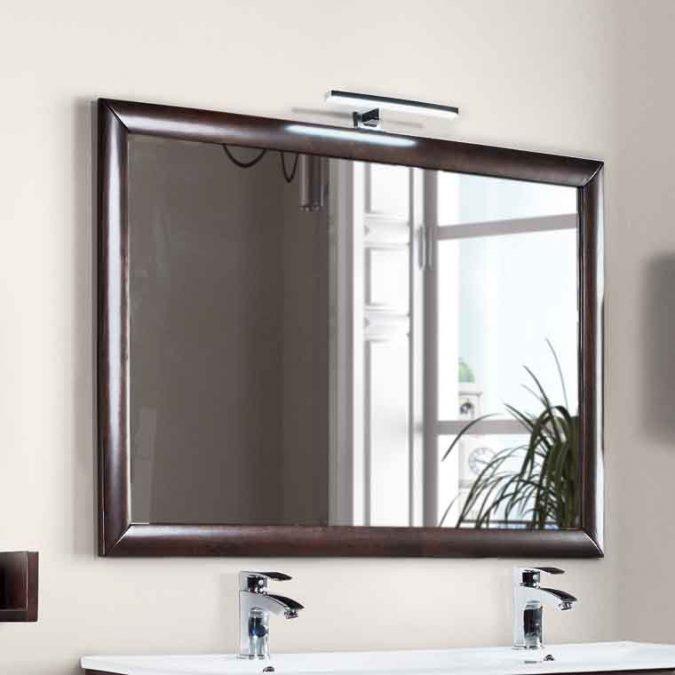 Espejo de Baño Estefanía 120 cm.