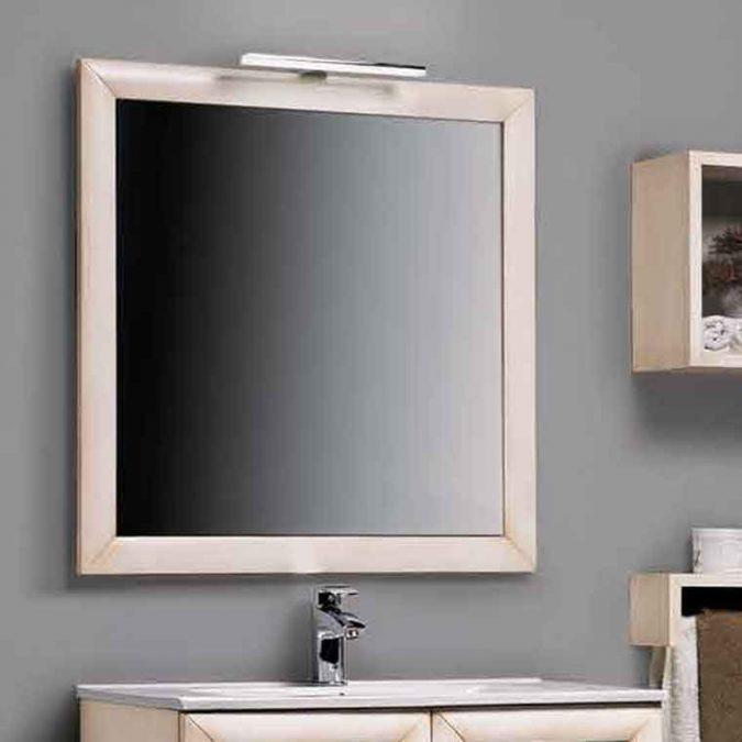 Espejo de Baño Estefanía 80 cm.