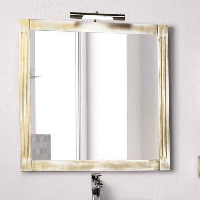 Espejo de Baño Sofía 80 cm.