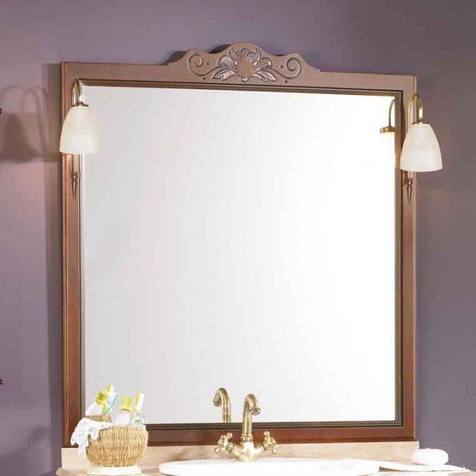 Espejo de Baño Talla 100 cm.