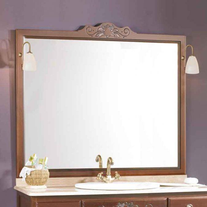Espejo de Baño Talla 120 cm.