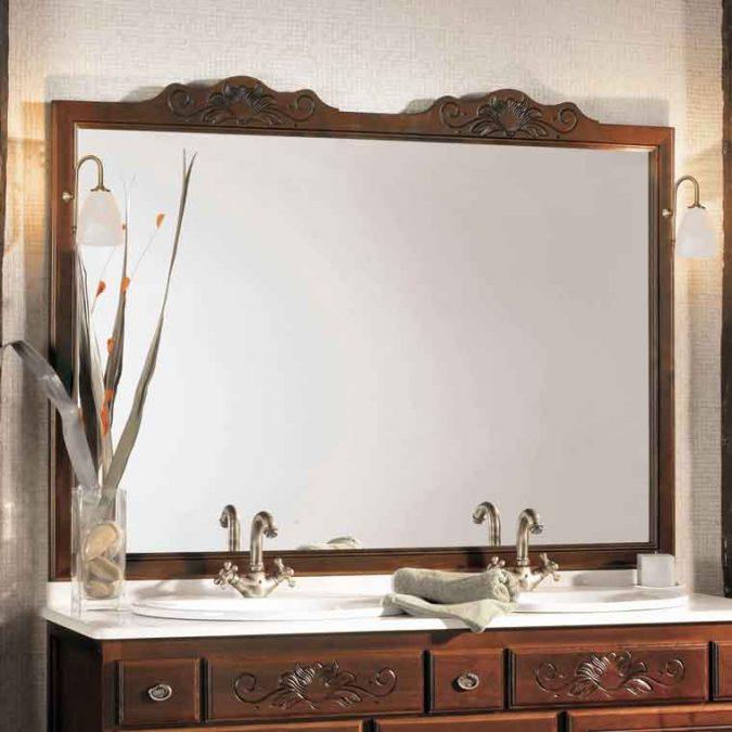 Espejo de Baño Talla 140 cm.