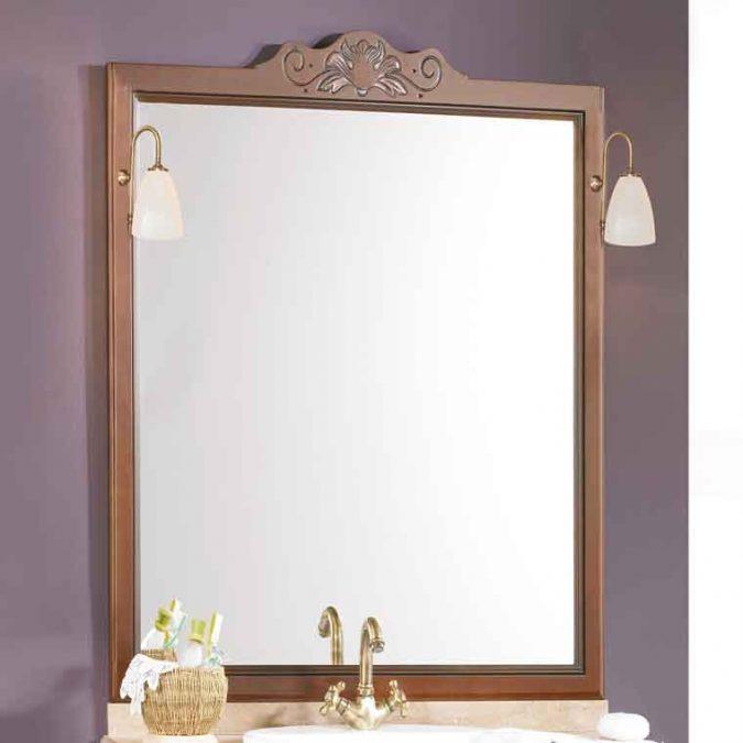 Espejo de Baño Talla 80 cm.