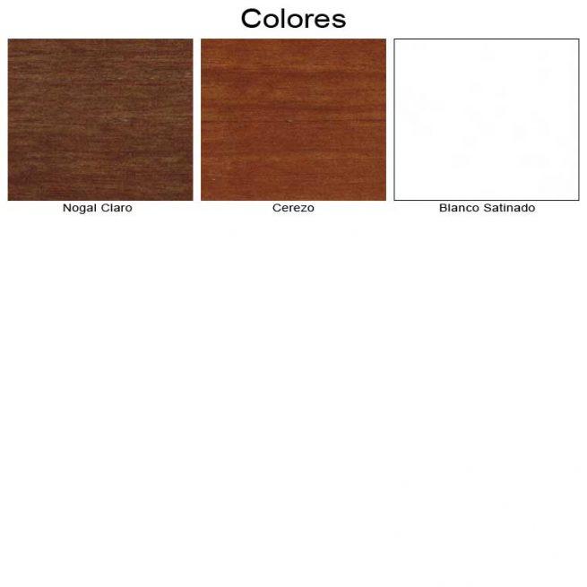 Colores Muebles de Baño Varmu