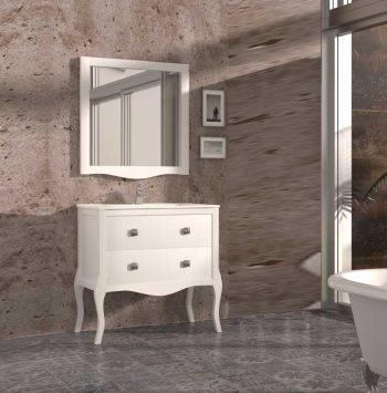 Mueble de Baño Lago 80 cm.