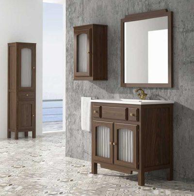 Muebles De Baño Clasicos Baratos   Muebles De Bano Rusticos Venta Online Mudeba