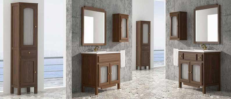 Zuri - Nuevo modelo de Muebles de Baño