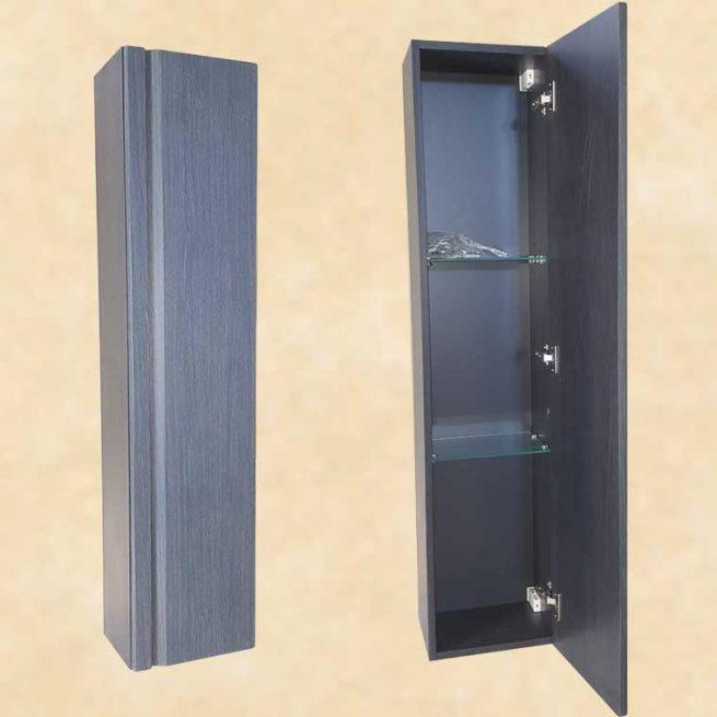 Armario de Baño colgar Reversible 1 puerta. OFERTA