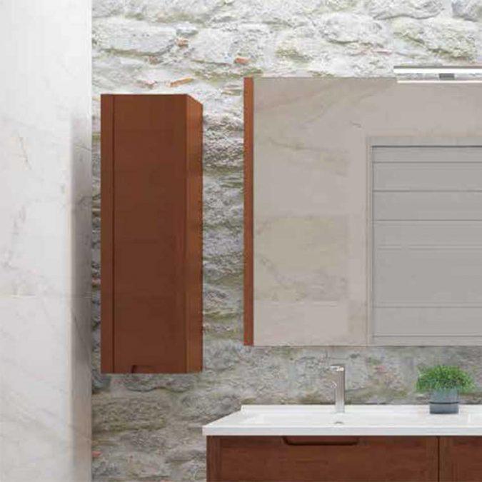 Mueble Auxiliar Baño de Colgar Alicia 80 cm.