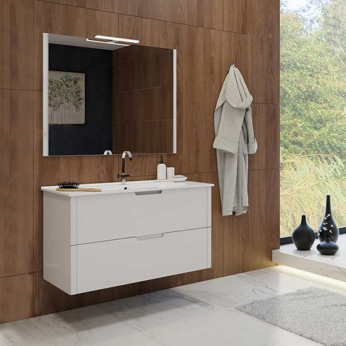 Mueble de Baño Alicia 100 cm.