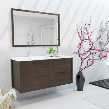 Mueble de Baño Ángeles 120 cm.
